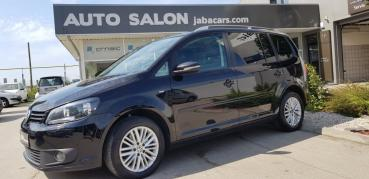 VW Touran 2,0 TDI Bluemotion CUP
